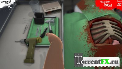 Surgeon Simulator 2013: Steam Edition [+2DLC] (2013) PC