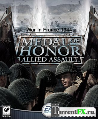 MOHAA: War In France 1944 (2002) PC | RePack