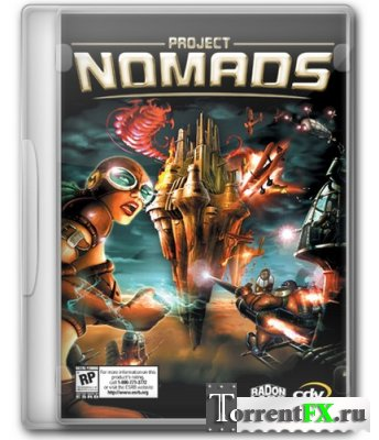Проект Бродяги / Project Nomads (2002) PC