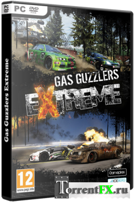 Gas Guzzlers Extreme (2013) PC | RePack