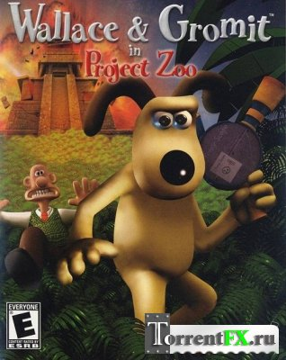 Wallace & Gromit: in Project Zoo (2003) PC