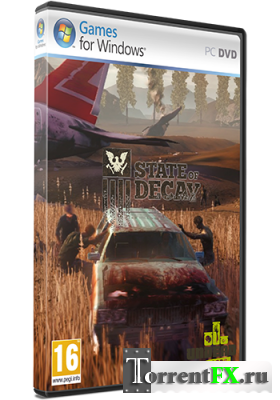 State of Decay [Beta + Update 3] (2013) РС | Steam-Rip