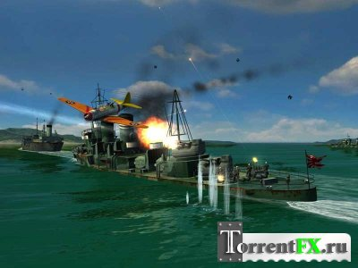 ����� ����: �� ������� � ������ / Line of Fire: Midway (2007) PC