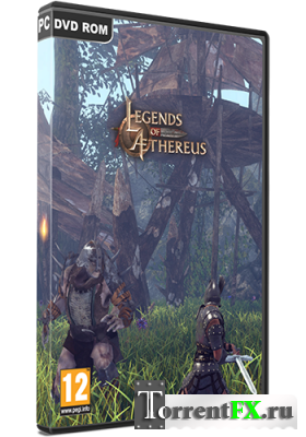 Legends of Aethereus (2013) РС | RePack от Black Beard