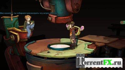 Goodbye Deponia - Premium (2013) РС | Steam-Rip