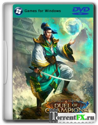 Might and Magic: Duel of Champions [v. 1.3.12] (2012) PC