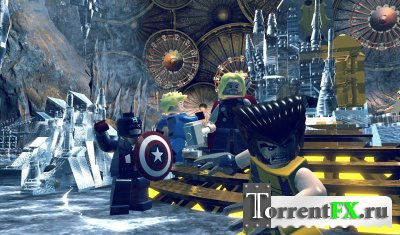 LEGO Marvel Super Heroes (2013) PC | Лицензия