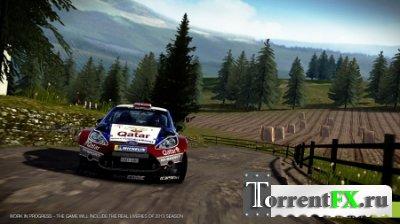 WRC 4: FIA World Rally Championship (2013/ENG) XBOX360 [LT+1.9]