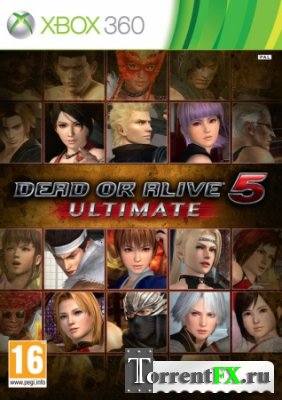 Dead or Alive 5 Ultimate (2013/ENG) Xbox 360 [LT+3.0]