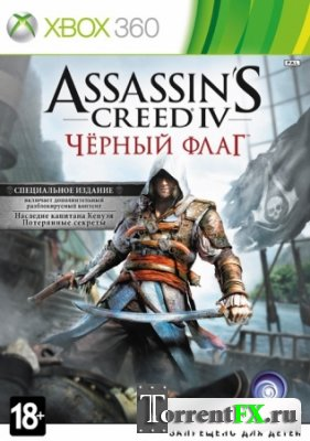 Assassin's Creed IV: Black Flag (2013) Xbox 360 [LT+3.0]