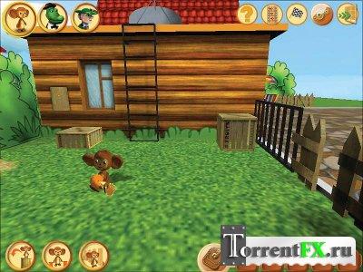 Чебурашка. Ушастые истории (2007) PC