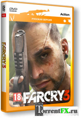 Far Cry 3: Hard MIX Rebalance MOD + DLC + OST (2012) PC