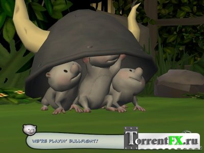 Семейка Боун 2: Большие Коровьи Бега (2007) PC