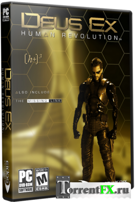 Deus Ex: Human Revolution - Director's Cut (2013) PC