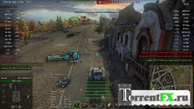 Мир Танков / World of Tanks 0.8.9 Jove Mod (модпак от Jove)