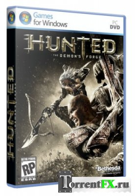 Hunted: Кузня демонов / Hunted: The Demon's Forge (2011) PC
