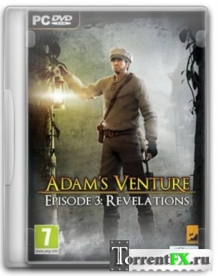 Adams Venture 3: Revelations (2012) PC | RePack