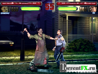 Terrordrome - Rise of the Boogeymen [v 2.9r1] (2007-2013) PC