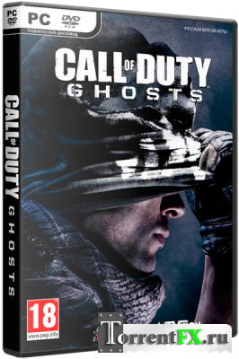 Call of Duty: Ghosts - Deluxe Edition (2013) PC | Steam-Rip