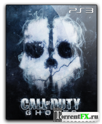 Call of Duty: Ghosts (2013) PS3 | RePack от Afd