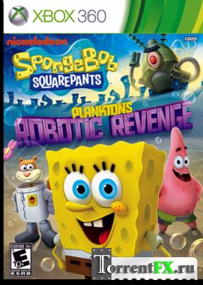SpongeBob SquarePants: Plankton's Robotic Revenge (2013) XBOX360