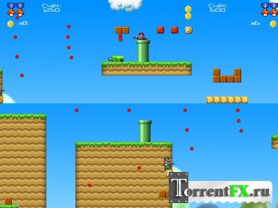 Contra Mario - Combination of Epics (2012) PC