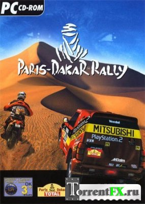 Ралли Париж Дакар / Paris Dakar Rally (2001) PC