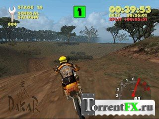 ����� ����� ����� / Paris Dakar Rally (2001) PC