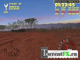 Ралли Париж Дакар / Paris Dakar Rally (2001) PC