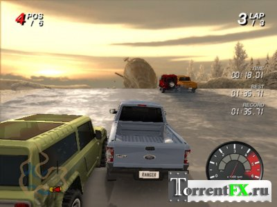Форд драйв: Off Road / Ford Racing Off Road (2008) PC