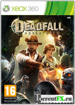 Deadfall Adventures (2013) XBOX360