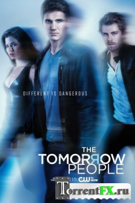 Люди будущего / The Tomorrow People (2013) 1 сезон, 1-5 серия WEB-DLRip