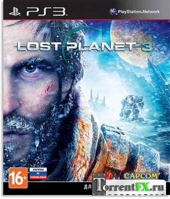 Lost Planet 3 (2013) PS3