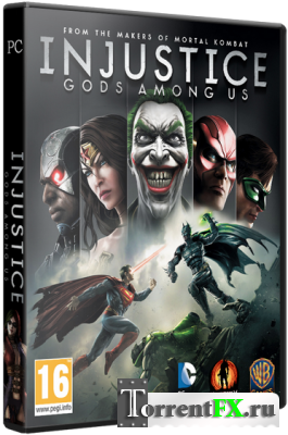 Injustice: Gods Among Us. Ultimate Edition (2013) PC | Лицензия