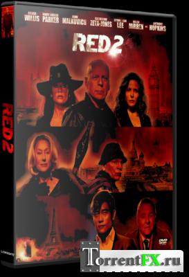 РЭД 2 / Red 2 (2013) WEB-DLRip | iTunes