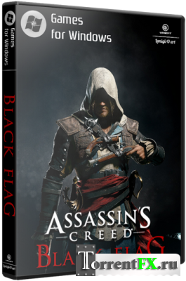 Assassin's Creed IV: Black Flag (2013) PC | Rip от z10yded
