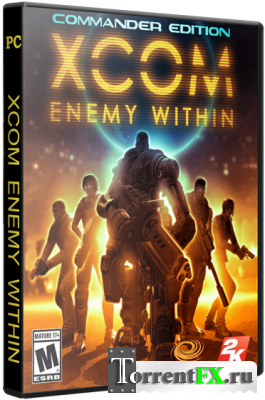 XCOM: Enemy Within (2013) PC | Steam-Rip от R.G. GameWorks