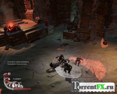 Blood Knights (2013) PC | RePack от XLASER