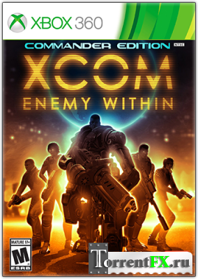 XCOM: Enemy Within (2013) XBOX360