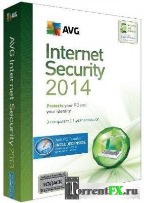 AVG Internet Security 2014 14.0 Build 4161 Final (2013) ��