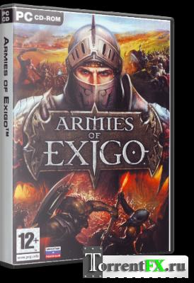 Armies of Exigo. Хроники великой войны (2004) PC | Лицензия