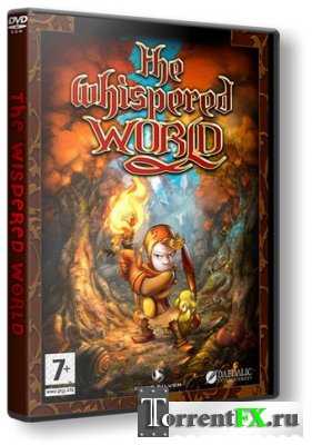 The Whispered World (2010) PC | RePack �� R.G. Catalyst