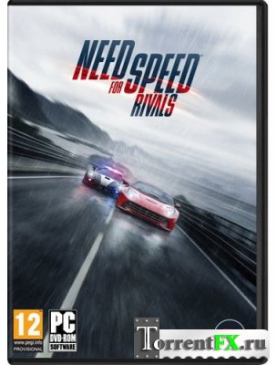 Need For Speed: Rivals (2013) PC