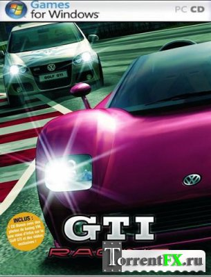 GTI Racing / Volkswagen Golf Racer (2006) PC | RePack