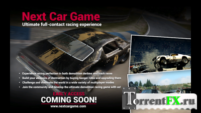 Next Car Game (2013) PC | Demo