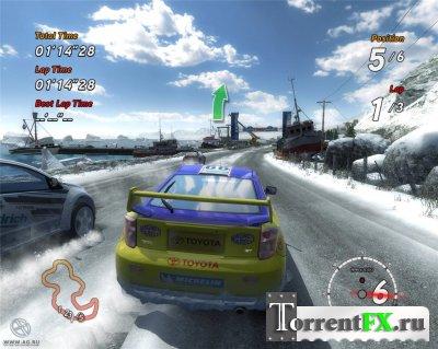 SEGA Rally (2007) PC | RePack от R.G. UniGamers