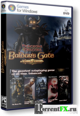 Baldur's Gate 2: Enhanced Edition (2013) PC