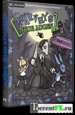 Эдна и Харви: Новые глаза Харви (2012) PC | Лицензия