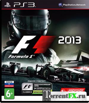 F1 2013 [4.30] [Cobra, E3 Pro, 3Key Ode] (2013) PS3