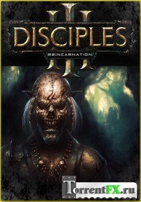 Disciples 3: Перерождение / Disciples 3: Reincarnation (2012) PC